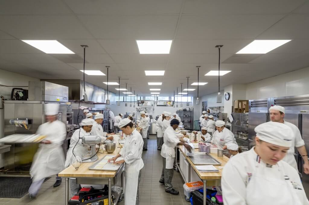 Diablo Valley College, Administration, Food Service, Hotel & Res